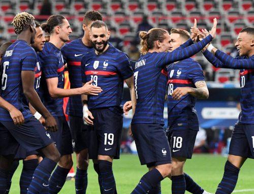 Ranska lohkovoittoon tasapelillä Portugalista