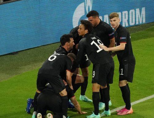 Saksa kohtaa neljännevälierissä Englannin! Hurja trilleri Unkaria vastaan päättyi tasapeliin