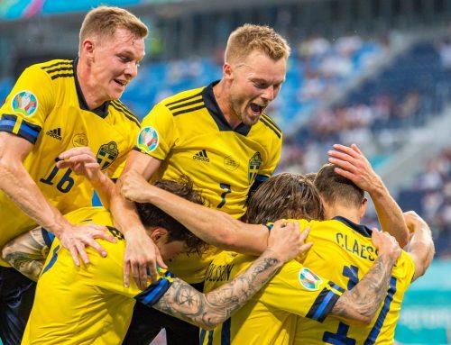 Ruotsi vei trillerin Puolaa vastaan ja varmisti lohkovoittonsa