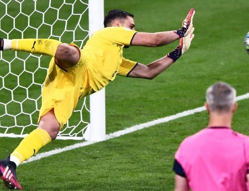 Gianluigi Donnarumma jalkapallon EM-kisojen paras pelaaja